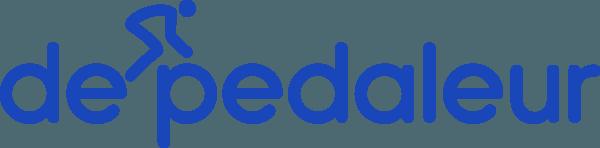 pedaleur-logo-blauw-kantlijn
